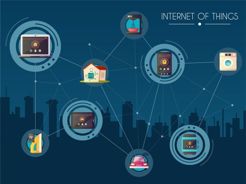 Internet vạn vật – Internet of Thing (IoT)